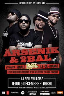 Arsenik & 2bal + finale buzzbooster