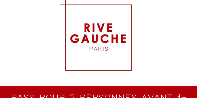 Les Samedis au Rive Gauche : Make it DOPE #1. (Nuit Blanche)
