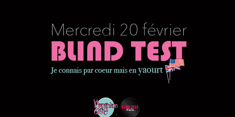 Blind Test de La Panthère