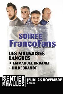 Soirée FrancoFans