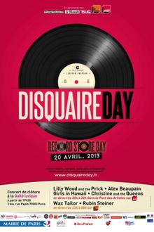 Disquaire Day 2013 - Concert de clôture