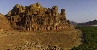 Al-Ula, merveille d'Arabie. L'oasis aux 7000 ans d'histoire