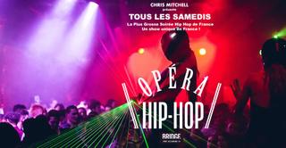 L'OPERA HIP HOP (SAISON 2) / GRATUIT SUR INVITATION A TELECHARGER / UN SHOW UNIQUE EN FRANCE