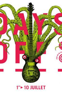 Festival Days Off 2014 - Damon Albarn en concert