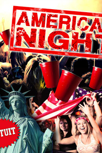 AMERCIAN NIGHT - California Avenue - mercredi 25 mars 2020