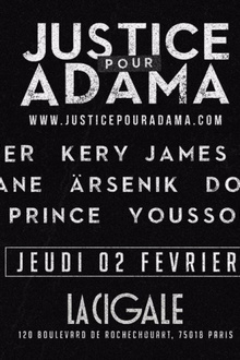 Justice pour Adama