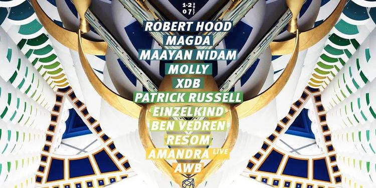 Concrete : Robert Hood / Magda/ Maayan Nidam/ Molly/ Patrick Russel