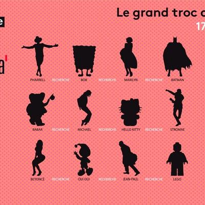 Le Grand Troc Culturel revient pour une 5ème édition au Centquatre