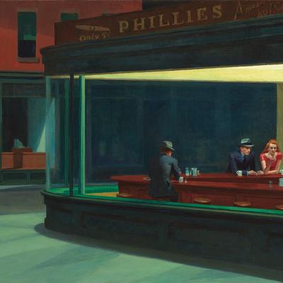 Edward Hopper : l'American Way of Life s'invite au Grand Palais