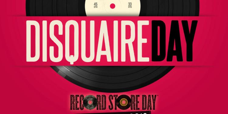 Disquaire Day 2013 - Concerts Journée