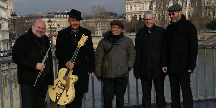 Ioan Streba Quintet