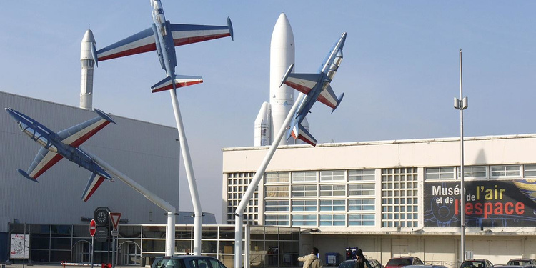 Le Musée de l'Air et de l'Espace
