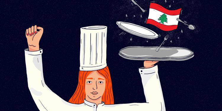 Priceless Soupers saison 9 - le Liban plein les dents avec Kamal Mouzawak !