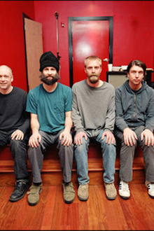 Built to Spill en concert
