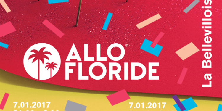 Allo Floride 4th Birthday Party