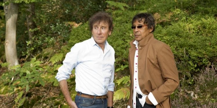 Alain Souchon et Laurent Voulzy en concert