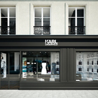 Karl Lagerfeld Store - Marais