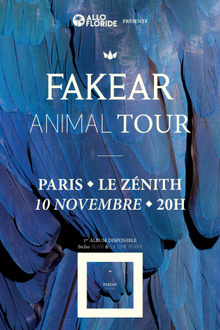Fakear au Zénith Paris