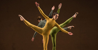 Centenaire Cunningham / Opera Ballet Vlaanderen / Opéra de Paris / The Royal Ballet - Trois ballets