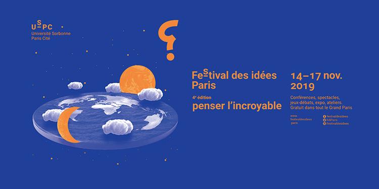 Festival des idées Paris - dimanche 17 novembre