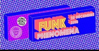 FUNK PHENOMENA aux Etoiles avec la Funky French League