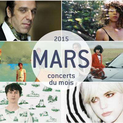 Les concerts où bouger à Paris en mars