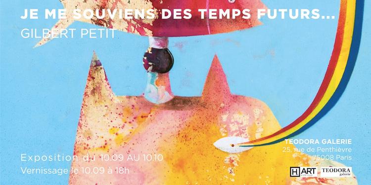 JE ME SOUVIENS DES TEMPS FUTURS ... - Gilbert Petit