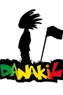 Danakil en concert