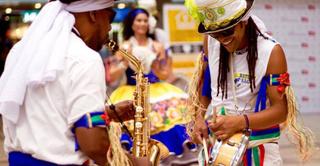 Soirée Africa-Brasil : Samba, Forro, Nordeste, MPB & AfroBrésil