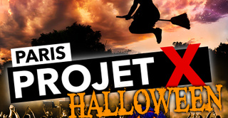Projet X Halloween Party