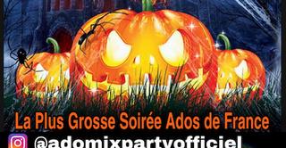 Adomix Party 4  Halloween 12 17 Ans
