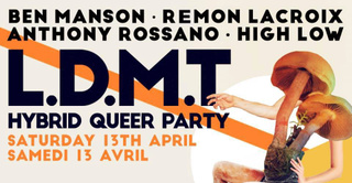 LDMT X Remon Lacroix (Liberated & Milkshake Festival)