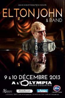 Elton John & his band
