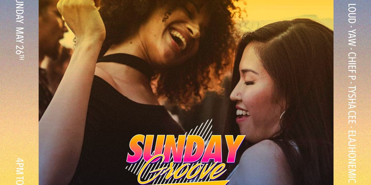 Sunday Groove - Hip Hop Party 16h/1h au Wanderlust