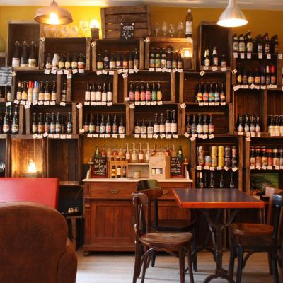 Le Barbylone, nouvelle cave à bières de la rue Marcadet