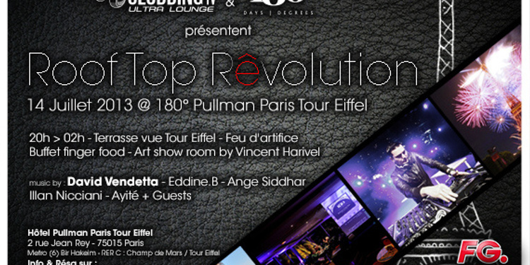 Roof Top Rêvolution