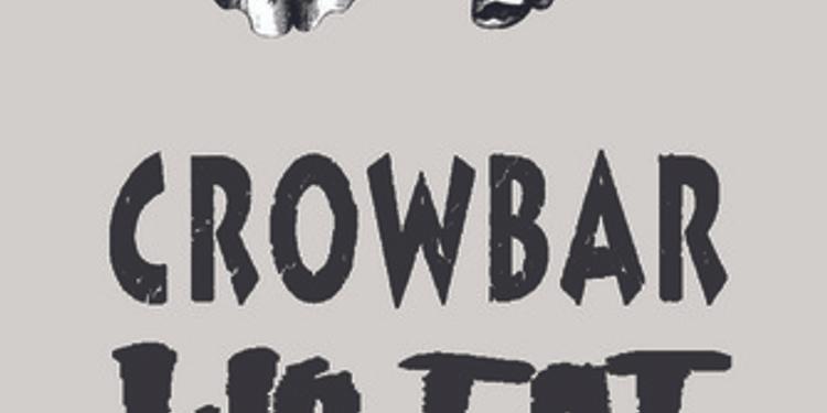Concert CROWBAR + WO FAT + BLACK TUSK