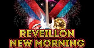 Le Grand Réveillon du New Morning : Concert & Soirée Dj's