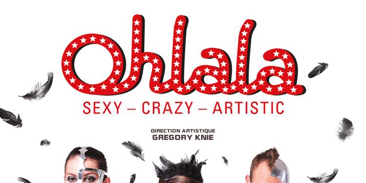 Ohlala ! Sexy - Crazy - Artistic