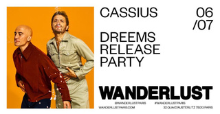 Cassius - 'Dreems' Release Party