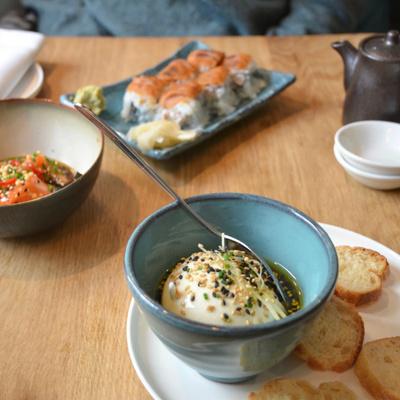 The Cod House, tapas japonais et cocktails à Odéon