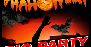 Party d'Halloween avant halloween