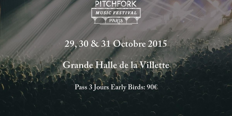 Pitchfork Music Festival 2015