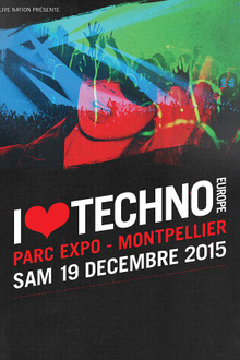 I Love Techno Europe