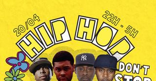 Hip Hop Don't Stop ft Pete Rock