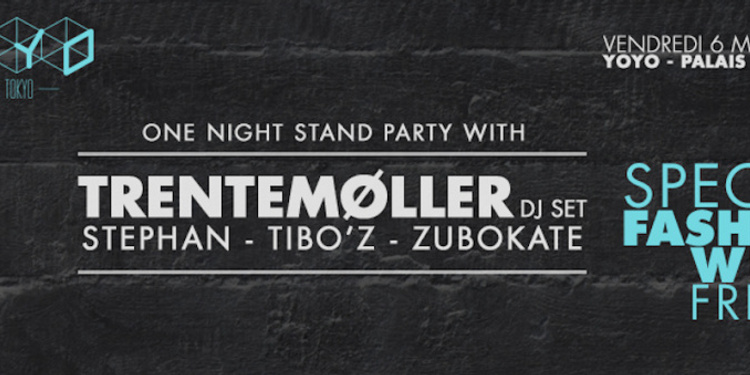 Trentemoller Dj set