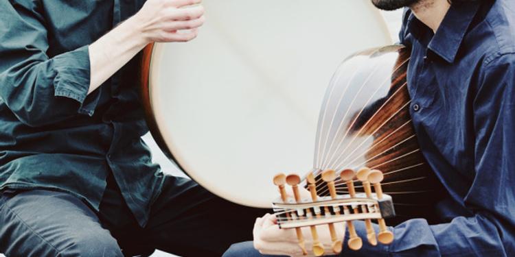 Duo Zafaroud live à la Bellevilloise