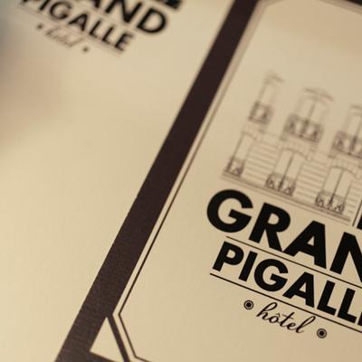 Le Grand Pigalle Hôtel, grand sous toutes les coutures !