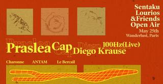 Praslea, CAP, Diego Krause, 100hz & More by Sentaku & Lourios