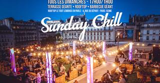 SUNDAY CHILL : BARBECUE GÉANT SUR LES TOITS DE PARIS (GRATUIT / TERRASSE GÉANTE / ROSÉ / ROOFTOP)